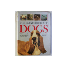 THE ENCYCLOPEDIA OF DOGS - 308 INTERNATIONALLY RECOGNIZED BREEDS , FULLY DESCRIBED by FIORENZO FIORONE , 1973