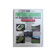 THE FOOTBALL GROUNDS OF ENGLAND AND WALES by SIMON INGLIS , 1983