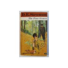 THE FOUR GRACES by D. E. STEVENSON , 1967