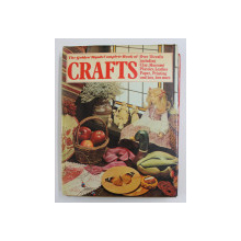 THE GOLDEN HANDS COMPLETE BOOKS OF CRAFTS by 1977