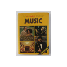 THE GUINESS BOOK OF MUSIC by ROBERT and CELIA DEARLING with BRIAN RUST , 1981