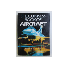THE GUINNESS BOOK OF AIRCRAFT - RECORDS FACTS AND FEATS by DAVID MONDEY , MCHAEL J. H. TAYLOR , 1988