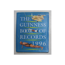 THE GUINNESS BOOK OF RECORDS , 1996