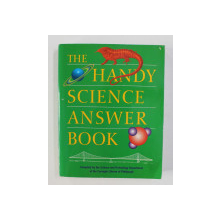 THE HANDY SCIENCE ANSWER BOOK , 1997
