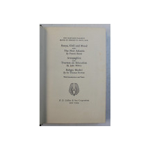 THE HARVARD CLASSICS - FRANCIS BACON , JOHN MILTON , SIR THOMAS BROWNE , edited by CHARLES W. ELIOT  - 1969