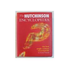 THE HUTCHINSON ENCYCLOPEDIA , 2001