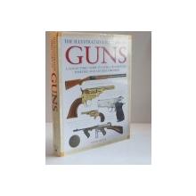 THE ILLUSTRATED DIRECTORY OF GUNS de DAVID MILLER , 2013, EDITIE NECARTONATA