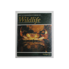 THE ILLUSTRATED ENCYCLOPEDIA OF WILDLIFE , VOLMUL 37 , 1989
