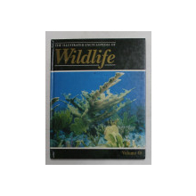 THE ILLUSTRATED ENCYCLOPEDIA OF WILDLIFE , VOLMUL 49  , 1989