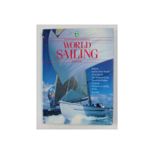 THE ILLUSTRATED ENCYCLOPEDIA  OF WORLD SAILING by DAVID PELLY , 1989