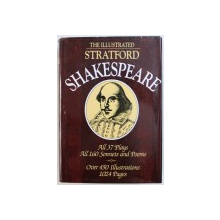 THE ILLUSTRATED STRATFORD  SHAKESPEARE  - ALL  37 PLAYS , ALL 160 SONNETS AND POEMS , 2002