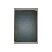 THE INTERPRETATION OF NATIONAL DIFFERENTIONS by NICOLAE PETRESCU - LONDRA, 1929 *DEDICATIE