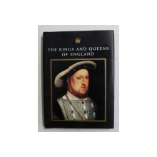 THE  KINGS AND QUEEENS OF ENGLAND , text by NICHOLAS BEST , 1995 , CARTE DE FORMAT MIC