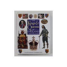 THE KINGS and QUEENS OF ENGLAND and SCOTLAND by PLANTAGENET SOMERSET FRY , 1995