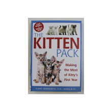 THE KITTEN PACK , MAKING THE MOST OF KITTY' S FIRST YEAR , VOL. I-II+ DVD , 2009