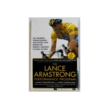 THE LANCE ARMSTRONG PERFORMANCE PROGRAM by LANCE ARMSTRONG and CHRIS CARMICHAEL , 2000