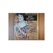 THE LIFE AND WORKS OF GUSTAV KLIMT de Nathaniel Harris