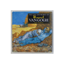 THE LIFE AND WORKS OF VINCENT VAN GOGH by JANICE ANDERSON , 2002