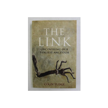THE LINK - UNCOVERING OUR EARLIEST ANCESTOR by COLIN TUDGE , 2009