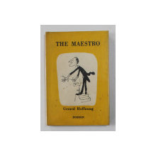 THE MAESTRO by GERARD HOFFNUNG , CONTINE CARICATURI , 1960
