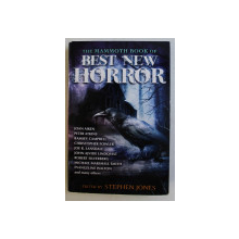 THE MAMMOTH BOOK OF BEST NEW HORROR by STEPHEN JONES , 2012