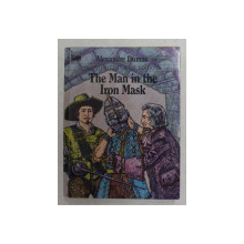 THE MAN IN THE IRON MASK by ALEXANDRE DUMAS , adapted by RAYMOND HARRIS , 1983