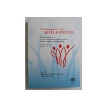 THE MENOPAUSE AT THE MILLENNIUM , edited by TAKESHI ASO ... SEIICHIRO FUJIMOTO , 2000