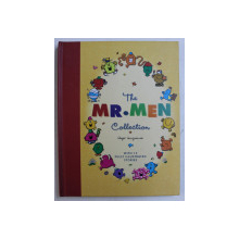 THE MR. MEN , COLLECTION , WITH 12 FULLY ILLUSTRATED STORY by ROGER HARGREAVES , 2014