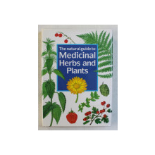 THE NATURAL GUIDE4 TO MEDICINAL HERBS AND PLANTS by FRANTISEK STARY , illustrated by HANA STORCHOVA , 1996