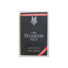THE NEMESIS FILE  - THE TRUE STORY OF AN SAS EXECUTION SQUAD by PAUL BRUCE , 1995