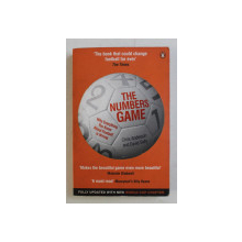THE NUMBERS GAME  - WHY EVERYTHING YOU KNOW ABOUT FOOTBALL IS WRONG by CHRIS ANDERSON and DAVID SALLY , 2014