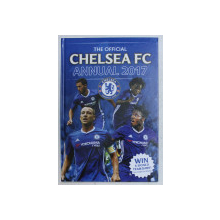 THE OFFICIAL CHELSEA FC  ANNUAL 2017 by DAVID ANTILL ...DOMINIC BLISS , 2017