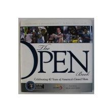 THE OPEN BOOK  - CELEBRATING 40 YEARS OF AMERICA' S GRAND SLAM by RICK RENNERT , 2008 , CONTINE DVD