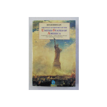 THE PELICAN HISTORY OF THE UNITED STATES OF AMERICA by HUGH BROGAN , 1986