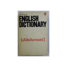 THE PENGUIN ENGLISH DICTIONARY SECOND ED. by G. N. GARMONSWAY , JACQUELINE SIMPSON , 1974