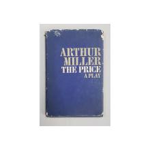 THE PRICE, A PLAY de ARTHUR MILLER - LONDRA, 1968 *DEDICATIE