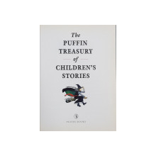 THE PUFFIN TREASURY OF CHILDREN  'S STORIES , 1996