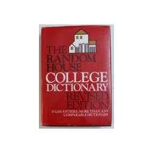 THE RANDOM HOUSE COLLEGE DICTIONARY , REVISED EDITION  , 1973