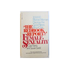 THE REDBOOK REPORT ON FEMALE SEXUALITY by CAROL TRAVIS and SUSAN SADD , 1978