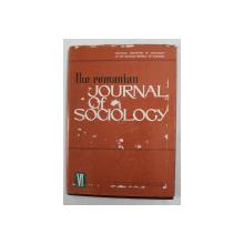 THE ROMANIAN JOURNAL OF SOCIOLOGY , VI , 1969