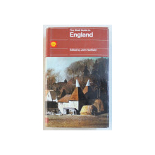 THE SHELL GUIDE TO ENGLAND by JOHN HADFIELD , 1970