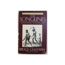 THE SONGLINES de BRUCE CHATWIN, 1988 *CONTINE SUBLINIERI CU CREIONUL IN TEXT