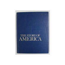 THE  STORY OF AMERICA  by CAROLL C. CALKINS , 1975