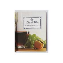 THE TASTE OF WINE by PAMELA VANDYKE PRICE , 1976