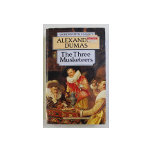 THE THREE MUSKETEERS by ALEXANDRE DUMAS  - 1993