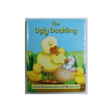 THE UGLY DUCKLING by NANCY TRITES BOTKIN , illustrations PETER LAWSON , INCLUDES 5 ADORABLE PUZZLES WITH 6 PIECES EACH , 2007