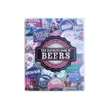 THE ULTIMATE BOOK OF BEERS  by MARK KELLY & STUART DERRICK , 2014