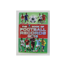 THE VISON BOOK OF FOOTBALL RECORDS 2016 by CLIVE BATTY , PUBLICATA IN 2015