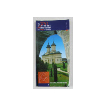 THE WAY OF ORTHODOX MONASTICISM IN IASI COUNTY , CULTURALA - TOURIST GUIDE ,  VOLUME ONE , edited by FLORIN CANTEC , 2001