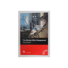 THE WOMAN WHO DISAPPEARD by PHILIP PROWSE , INTERMEDIATE LEVEL , 2010 , LIPSA CD *
